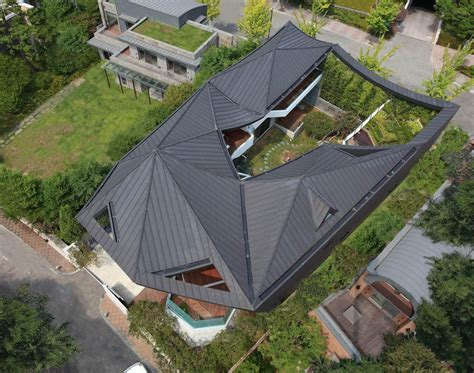 cutout roof design modern house designs