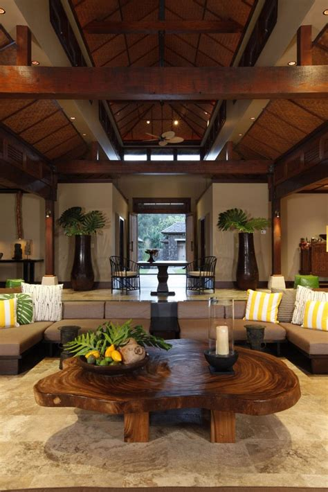 Hawaiian Home Design Ideas by Cool Sunken Living Room Ideas For Your Dreamed House