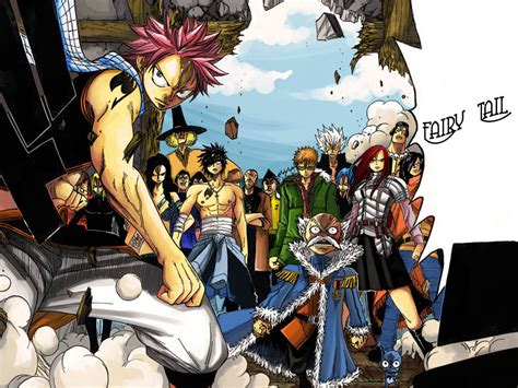 anime wallpapers fairy tail