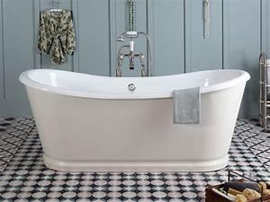 Frei Stehende Badewanne : freistehende badewanne birmingham big aus guss wei oval nostalgie duo ~ Udekor.club Haus und Dekorationen