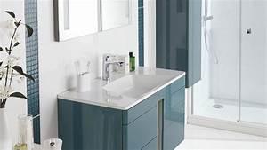 Relooker Meuble Salle De Bain : meuble bas salle de bain lapeyre ~ Melissatoandfro.com Idées de Décoration