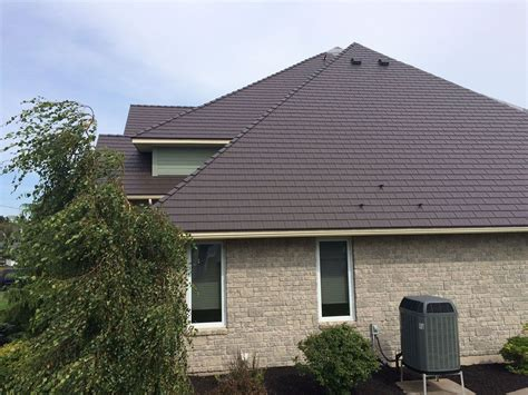 Metal Roof Colors House