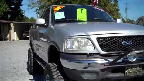 jacked   ford   xlt    sale leisure