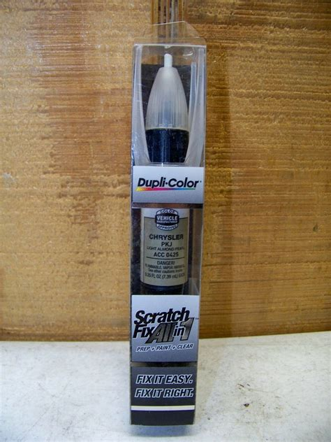 dupli color scratch fix all in 1 dupli color scratch fix all in 1 chrysler light almond