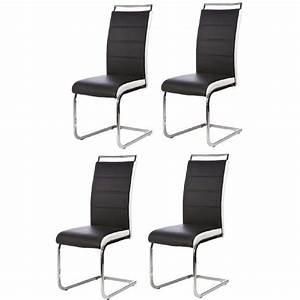 Chaise Salon Design : chaise de salon blanche leclerc longue moderne table but allibert chez blanc pvc petite noir ~ Teatrodelosmanantiales.com Idées de Décoration