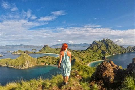 amazing     komodo national park wandering