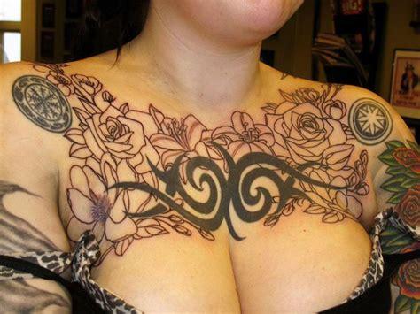 amazing chest tattoos designs superb chest