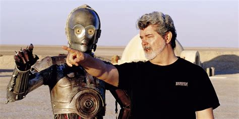 George Lucas Says He Sold 'star Wars' To 'white Slavers
