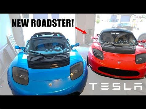 2018 bugatti chiron vs hennessey venom gt in a standing one mile drag race in forza motorsport 7! I Bought a New Tesla Roadster!
