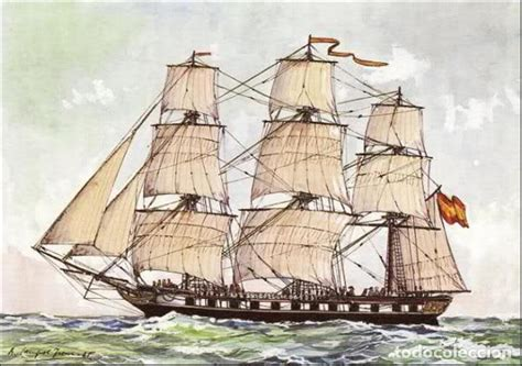 Imagenes De Barcos Del Siglo Xviii by L 225 Minas De Fragatas Y Galeones Espa 241 Oles Comprar En