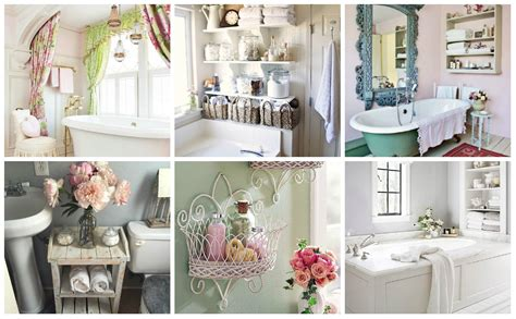 Tolle Deko Ideen by Shabby Chic Badezimmer Tolle Dekoration Ideen