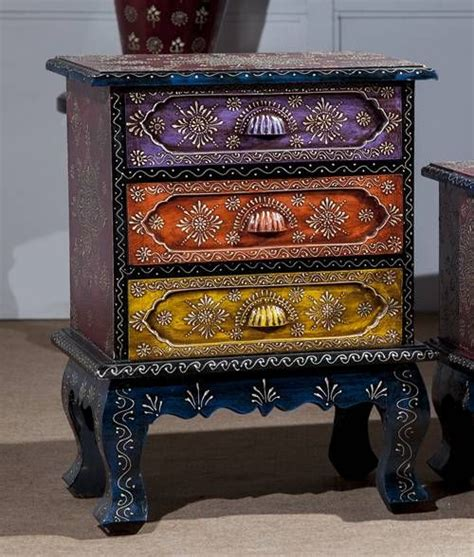 drawer colorful chest   rs