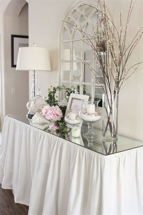 Decorating Ideas For Entry Tables by 37 Best Entry Table Ideas Decorations And Designs For 2017