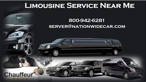 Limo Companies Near Me by Don T Focus On A Limousine Service Near Me Focus On