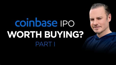 COINBASE IPO worth Buying? Answered here including IPO ...