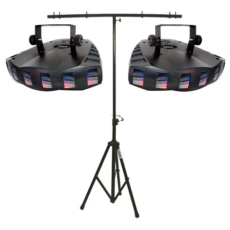 chauvet 09 derby xx2 floor effects lighting fixture