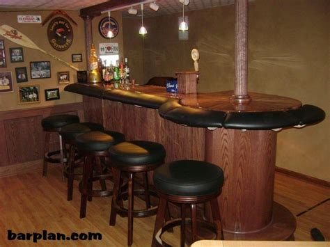 Home Bar Plans by Easy Home Bar Plans Home Bar Sles Traditional