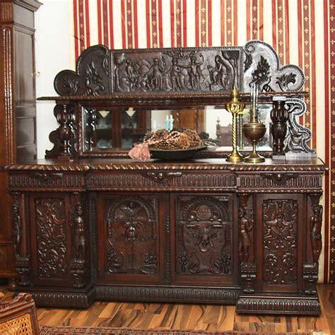 Einrichtungen Esszimmer Bilder Wohnzimmer Antik Moebel Kl
