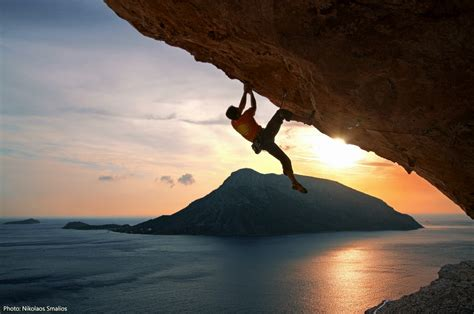 Guide Kalymnos Climbing Holidays Greece