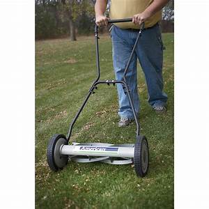 American Lawn Mower Push Reel Lawn Mower  U2014 18in  Deck