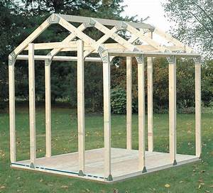 claudi shed roof kit With build it yourself storage shed kits