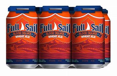 Orange Blood Wheat Sail Ale Cans Pack