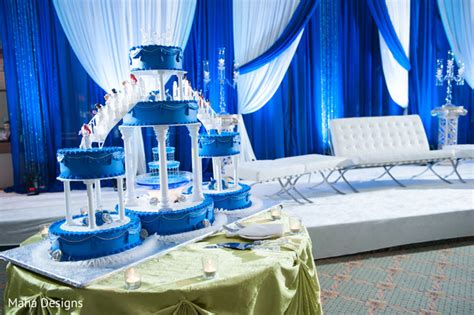 chicago il indian fusion wedding  maha designs post