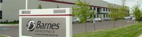 Barnes Aerospace Ogden by Barnes Aerospace Ogden Division Concurrent Engineering
