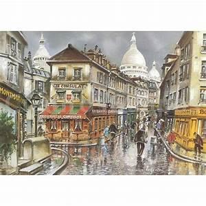 Paris, Pintura urbana, Montmartre CuadrosGuapos