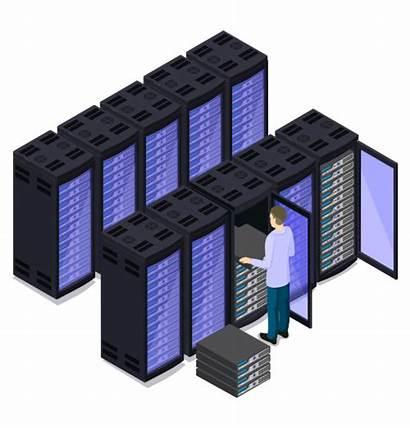 Data Center Datacenter Centers Colocation Infrastructure Rfid
