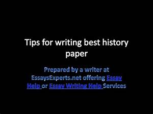 How To Write A Proposal Essay Outline Ap Us History Exam Essay Tips Essay On My Family In English also Sample Essay High School History Essay Tips Essay Writing On Football Leaving Cert History  English Essay Topics For Students