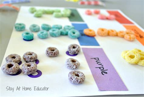 one to one correspondence counting activity 261 | one to one correspondence preschool activity Stay At Home Educator