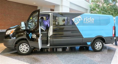 Ford Could Challenge Uber, Lyft With Dynamic Shuttle
