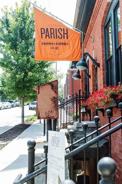 Foods Goods Parish Eats