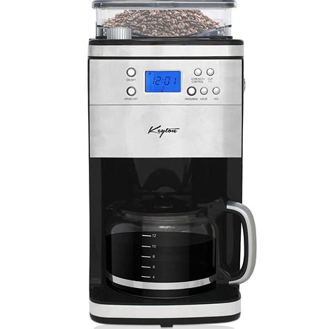 This cuisinart coffee maker with grinder gives you the delicious taste of freshly ground coffee without breaking the bank. 6 Best Coffee Machine with Grinder, Plus 2 to Avoid (2020 Buyers Guide | Drip coffee maker, Best ...