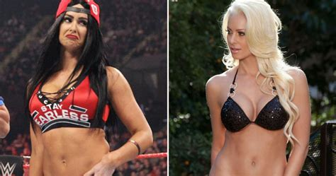 pictures  prove maryse   hotter  nikki bella