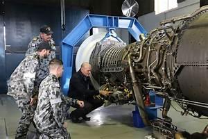 Gas Turbine Training Full Ahead