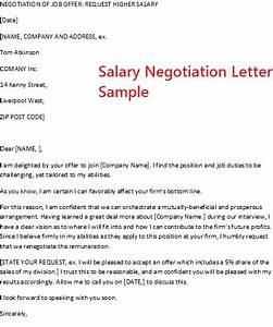 november 2012 With salary negotiation email template