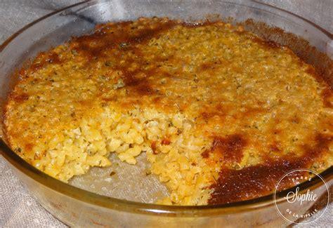 gratin de coquillettes sans pr 233 cuisson la tendresse en cuisine