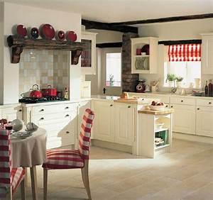 Home, Interior, Design, U0026, Decor, Country, Style, Kitchens