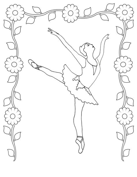 images  dance coloring sheets  pics