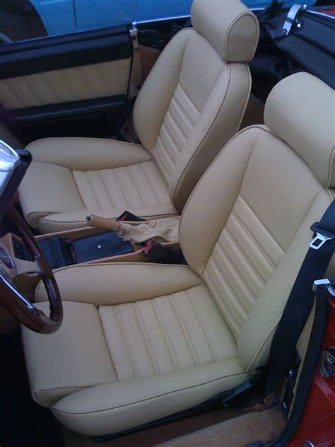 car leather upholstery how to get a leather car seat to stop ripping autointhebox