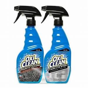 Shop OxiClean 2-Pack 16-fl oz Granite Cleaner at Lowes com