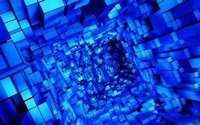 3d Wallpapers Cube Cubes Cave