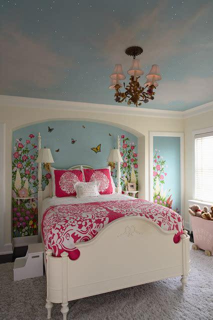Little Girl's Bedroom  Traditional  Kids Minneapolis