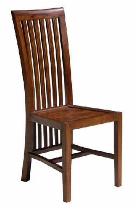 java dining chair mahogany teak wooden indoor