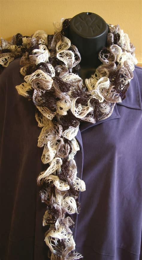 Knitting Sashay Scarves Erieairfair