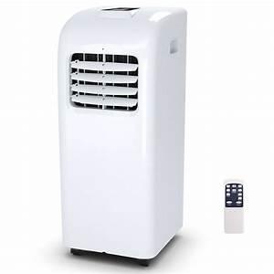 10000 Btu Portable Air Conditioner  U0026 Dehumidifier Function Remote W   Window Kit 6940350844722
