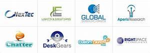 High-tech Logos – Logo Design Features – 110Designs Blog