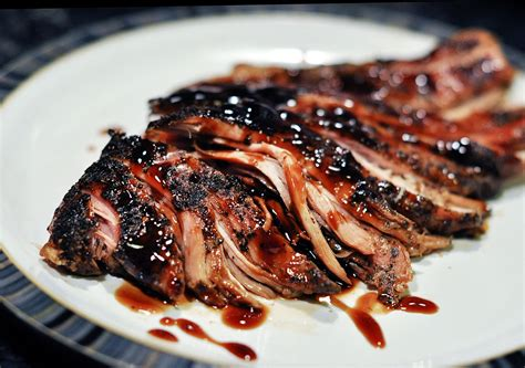 crock pot brown sugar and balsamic glazed pork loin from florida to dakota
